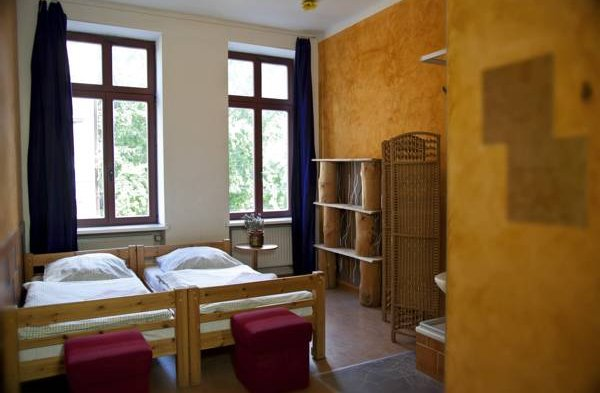 Central Globetrotter Hostel Leipzig